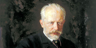 Pëtr Il'ič Čajkovskij