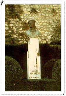 Busto di Aldo Manuzio