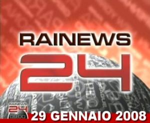 Click per guardare il servizio di RAI News 24