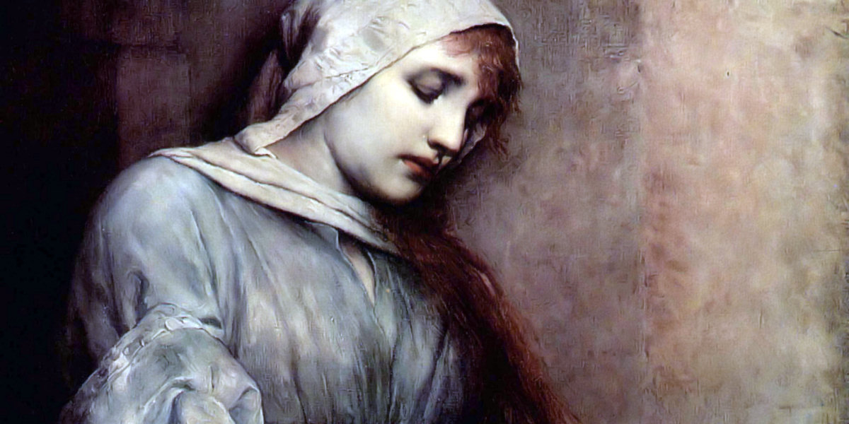 Lady Macbeth di Gabriel von Max