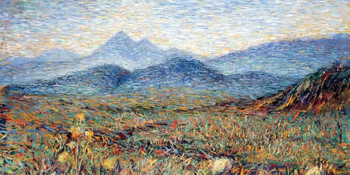 Monte Gonare da Nuoro di Antonio Ballero