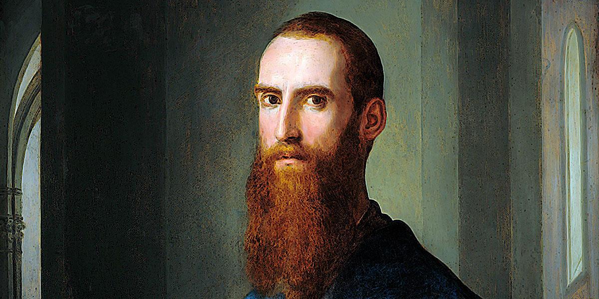 Pontormo, Ritratto di monsignor Della Casa