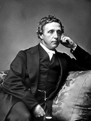 Charles Lutwidge Dodgson, alias Lewis Carroll