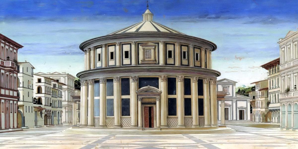 The Ideal City di Piero della Francesca