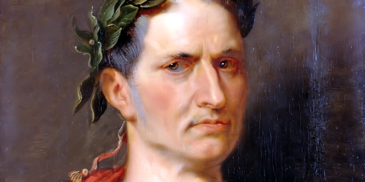 Julius Caesar di Peter Paul Rubens