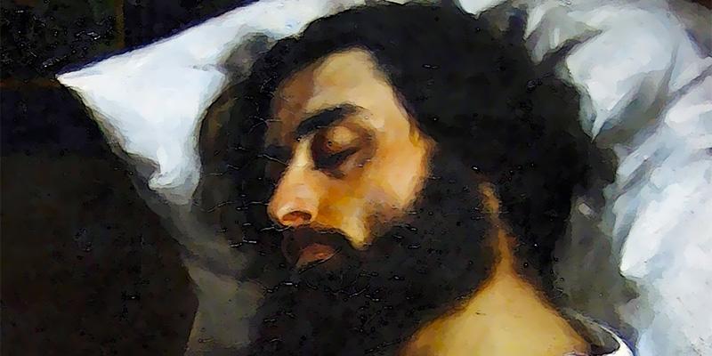 L'Homme endormi (1861), Carolus-Duran