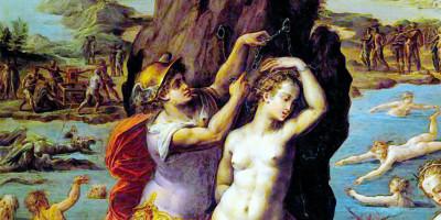 Perseo e Andromenda di Giorgio Vasari (1511–1574)