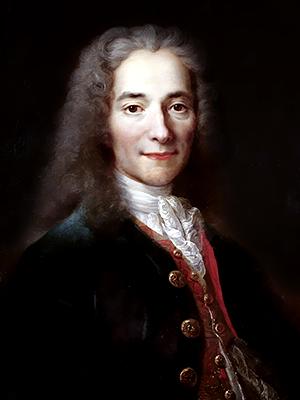 Voltaire (François Marie Arouet detto Voltaire)