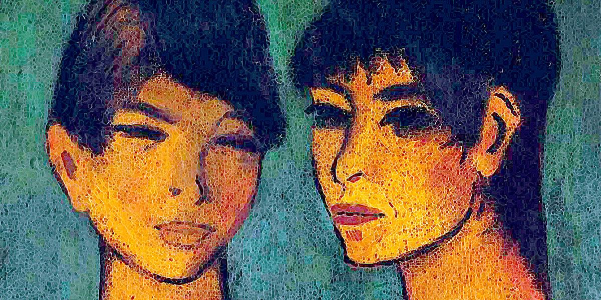 Zwei Schwestern. Otto Mueller (1874–1930)