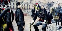 La degradazione di Alfred Dreyfus
