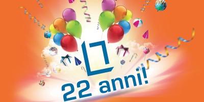 Liber Liber compie 22 anni