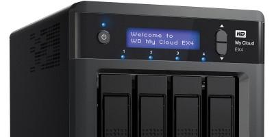 Western Digital My Cloud EX4