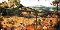 La Fienagione di Pieter Bruegel il Vecchio (1565)
