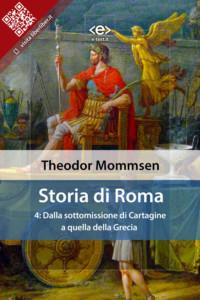 Storia di Roma di Theodor Mommsen