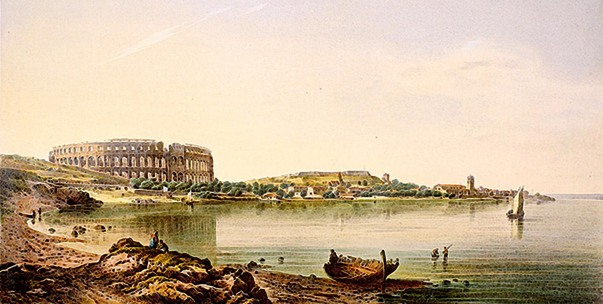 Pola. August Tischbein (1750-1812)