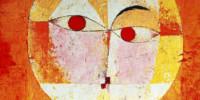 Senecio, 1922 by Paul Klee