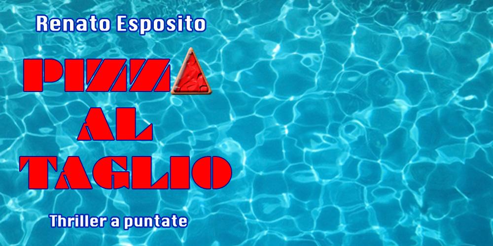 Pizza al taglio, di Renato Esposito