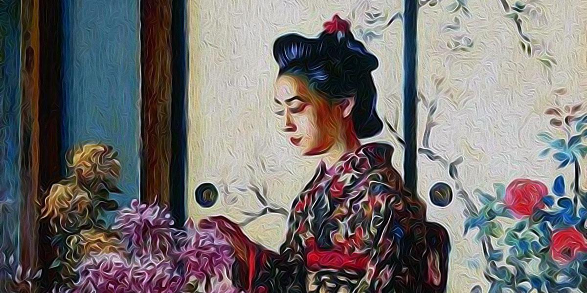 Japanese. Vasily Vereshchagin