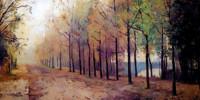 Autumn. Marie Bashkirtseff