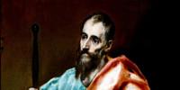 Apostle St. Paul. El Greco