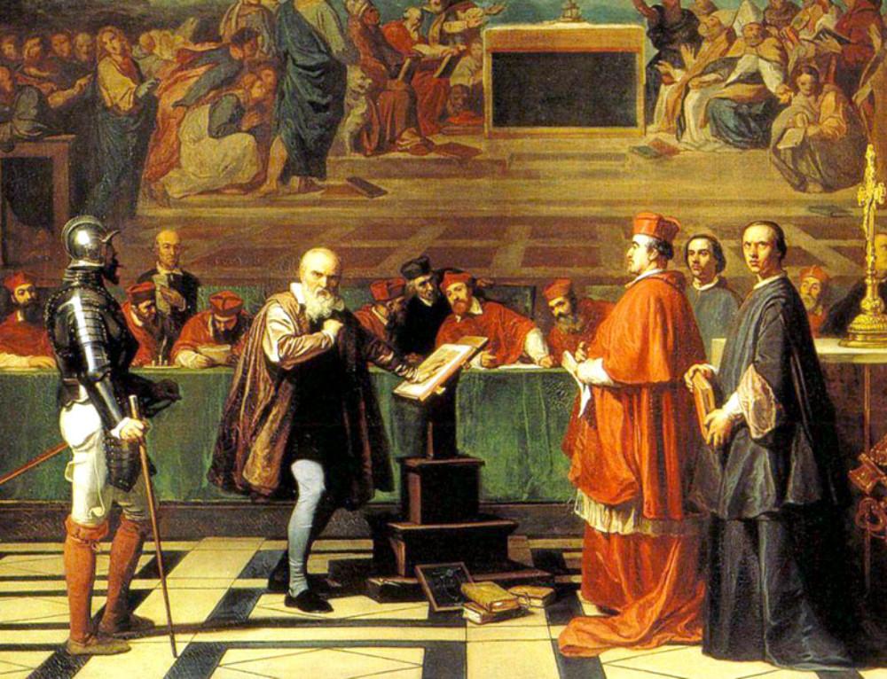 """""""Il processo originale di Galileo Galilei pubblicato per la prima volta"""" di Domenico Berti"""
