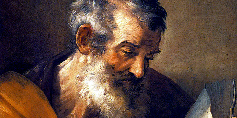 San Marco. Guido Reni. 1621