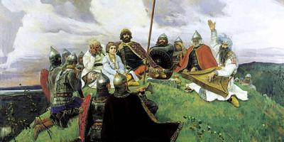 Nelle steppe dell'Asia Centrale