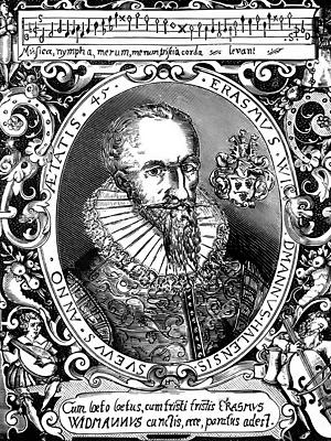 Erasmus Widmann