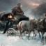 Traveller on a winter night. Alfred Wierusz-Kowalski (1849–1915)