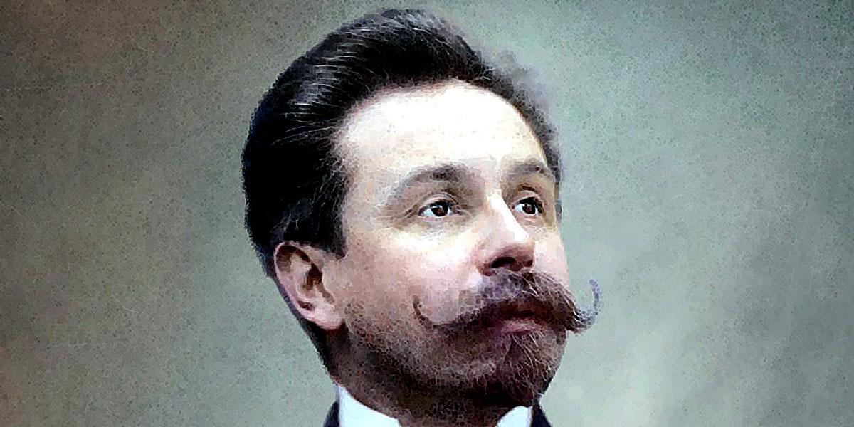 Aleksandr Nikolaevič Skrjabin