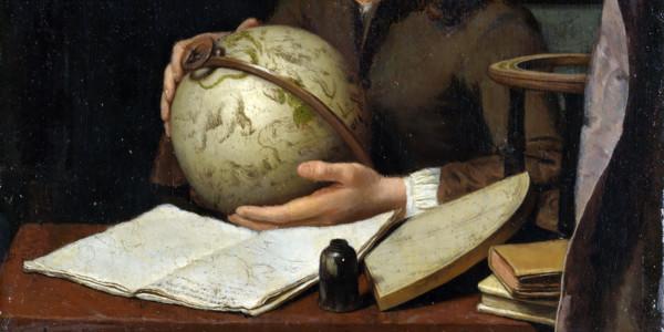 Olivier van Deuren. A Young Astronomer (c.1685)