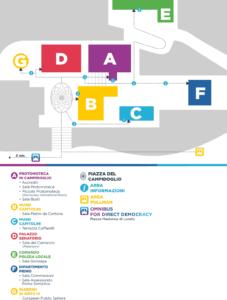 Global Forum (mappa)