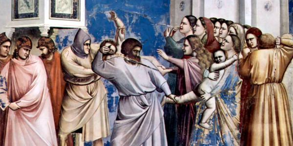 Giotto. La Strage degli Innocenti