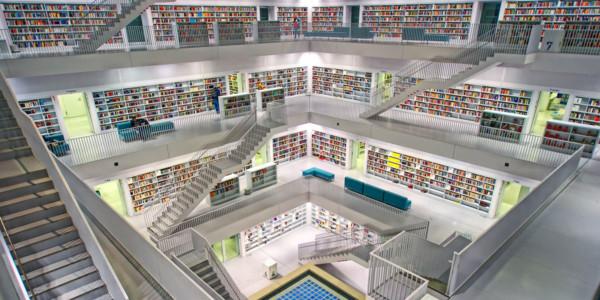 La biblioteca di Stuttgart