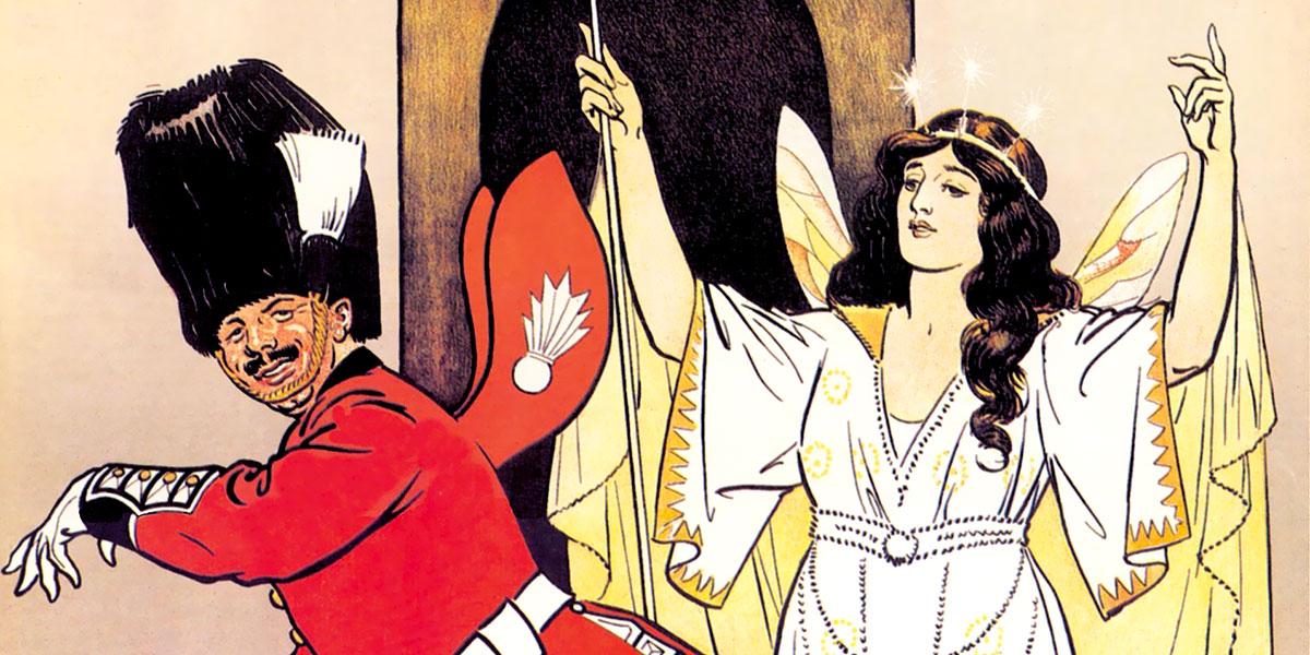 Iolanthe: D'Oyly Carte Opera Company by Henry Matthew Brock