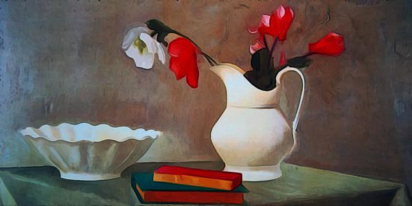 Mario Broglio (1891-1948). Natura morta