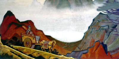 Confucius the fair. Nicholas Roerich