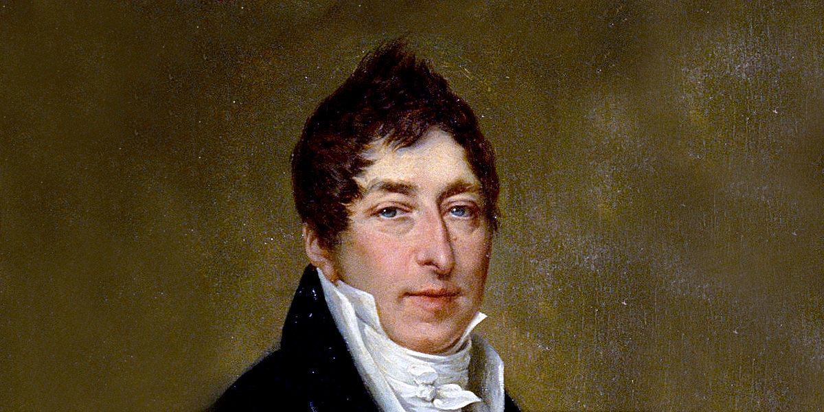 Ritratto del compositore Rodolphe Kreutzer (1766-1831)