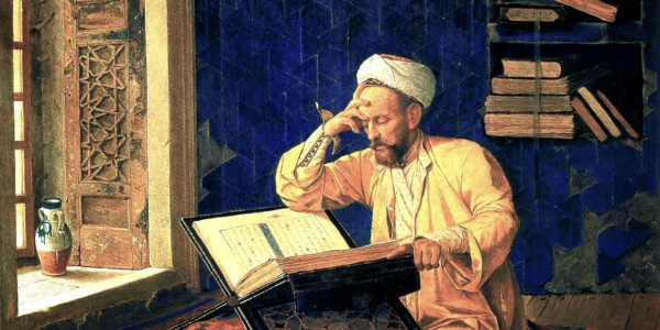 Theologist. Osman Hamdi