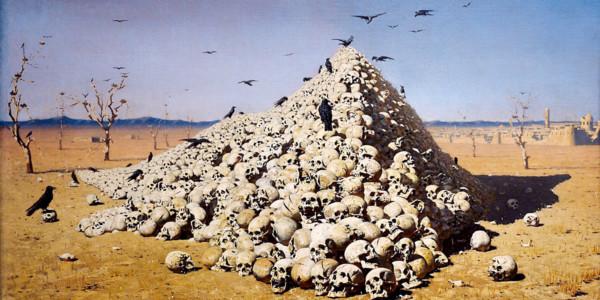 The Apotheosis of War. Vasily Vereshchagin