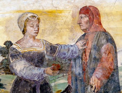 """""""La malinconia del Petrarca"""" di Arturo Farinelli"""