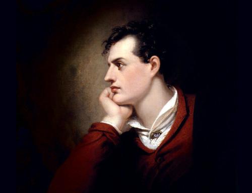 """Lord Byron"" di Arturo Farinelli"