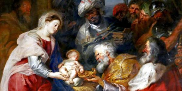 Peter Paul Rubens - Adoration of the Magi