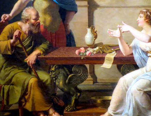 """Socrate"" di Antonio Labriola"