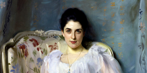 Ritratto di Lady Agnew of Lochnaw. John Singer Sargent (1856–1925)