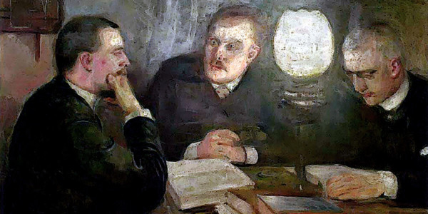 Jurisprudence. Edvard Munch